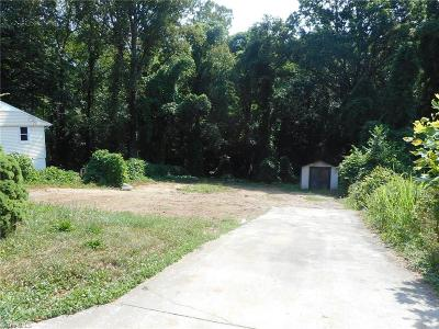 Winston Salem Residential Lots & Land For Sale: 2829 Drewry Lane