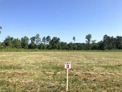 Burlington Residential Lots & Land For Sale: 1020 Allie Sykes Trail