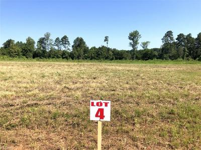 Burlington Residential Lots & Land For Sale: 1030 Allie Sykes Trail