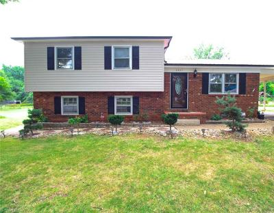 Kernersville Single Family Home Due Diligence Period: 2421 Stonehaven Road