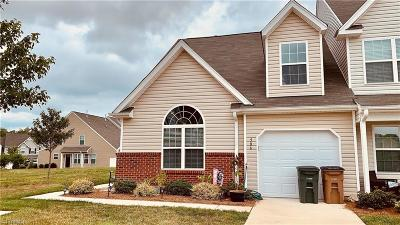 Greensboro Condo/Townhouse Due Diligence Period: 506 Song Sparrow Lane