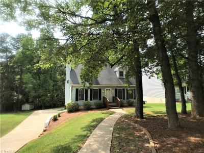 Clemmons Single Family Home Due Diligence Period: 1508 Bethesda Woods Lane