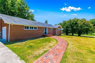 Greensboro Single Family Home For Sale: 4209 Crane Avenue