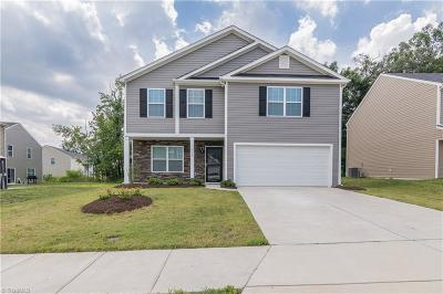McLeansville Single Family Home For Sale: 212 Lilah Lane