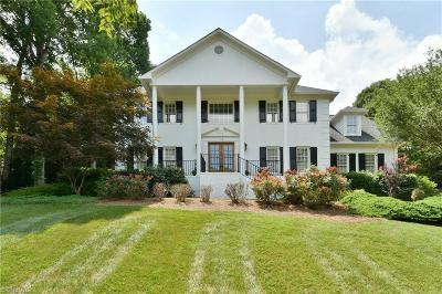 Kernersville Single Family Home For Sale: 110 Finborough Court