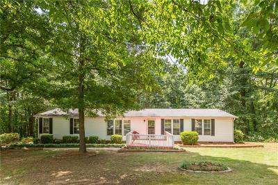 Kernersville Single Family Home For Sale: 548 Wright Road