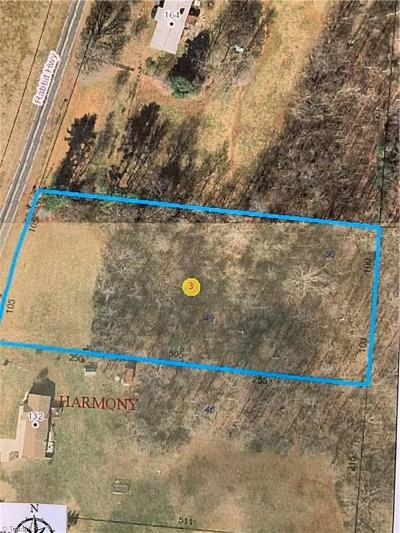 Iredell County Residential Lots & Land For Sale: 2.245 Ac Rabbit Highway