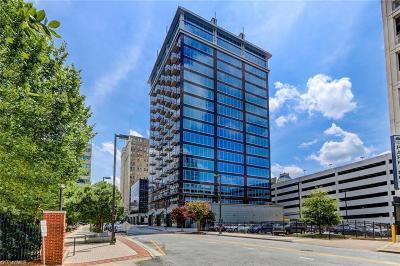Guilford County Condo/Townhouse For Sale: 201 Elm Street #1002