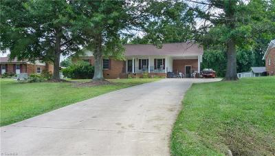 Archdale Single Family Home Due Diligence Period: 202 Kinview Drive
