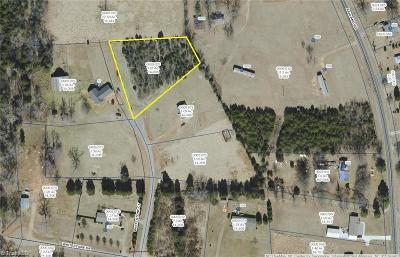 Caswell County Residential Lots & Land For Sale: Lot #9 Whitestone Drive