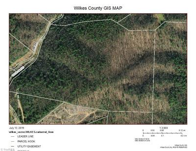 Wilkes County Residential Lots & Land For Sale: Tbd White Oak Road