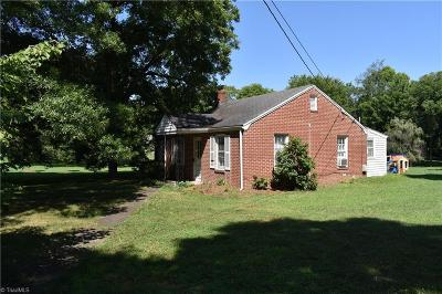 Summerfield Single Family Home For Sale: 4115 Oak Ridge Road