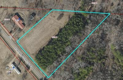 Alamance County Residential Lots & Land For Sale: Greensboro Chapel Hill Road