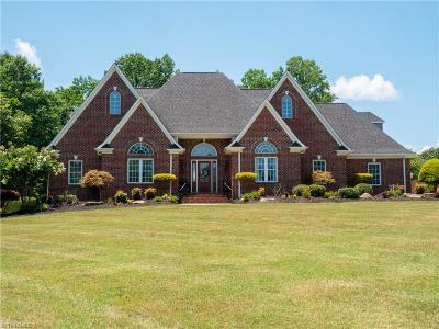Clemmons Single Family Home For Sale: 1047 Gus Hill Road