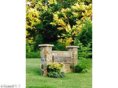 Kernersville Residential Lots & Land For Sale: 6049 Timberwood Trail