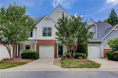 Guilford County Condo/Townhouse For Sale: 1128 Parsons Place