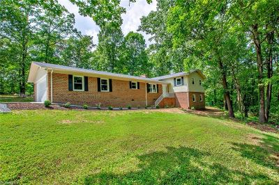 Asheboro Single Family Home For Sale: 447 Legend Drive