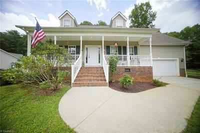 Troutman Single Family Home For Sale: 206 Shenandoah Loop
