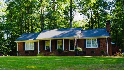 Guilford County Single Family Home For Sale: 1405 Buxton Road