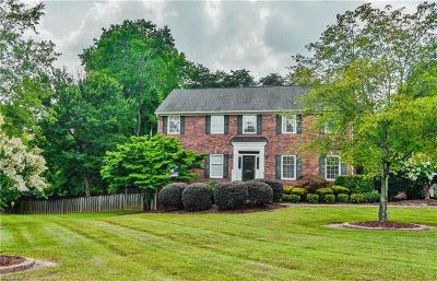 Kernersville Single Family Home For Sale: 960 Longreen Drive