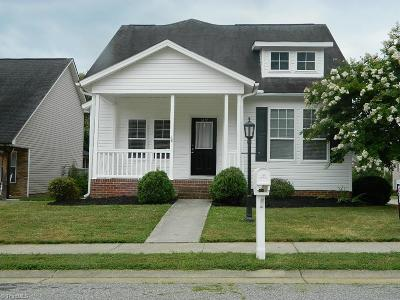 Clemmons NC Single Family Home For Sale: $224,900