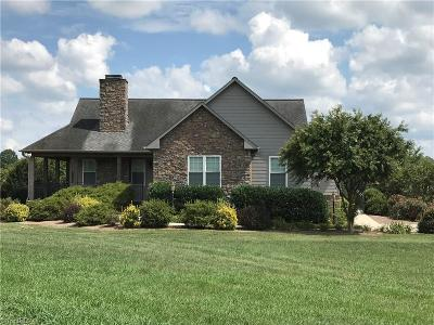 Davidson County Single Family Home For Sale: 561 Yates Road