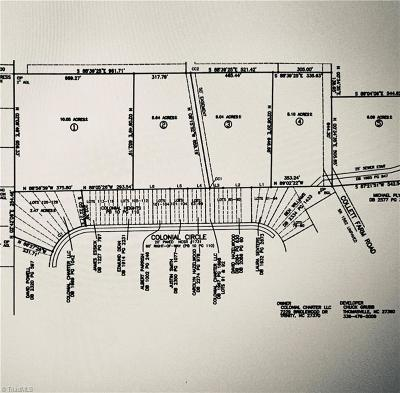 Trinity Residential Lots & Land For Sale: Tbd Colonial Ridge Drive