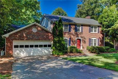 Guilford County Single Family Home For Sale: 3617 Gainsboro Drive