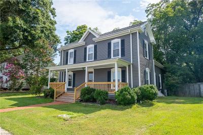 Walnut Cove Single Family Home For Sale: 310 Summit Street