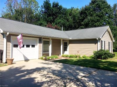 High Point Single Family Home For Sale: 3205 Timberwolf Avenue