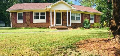 Archdale Single Family Home For Sale: 4827 Macon Drive