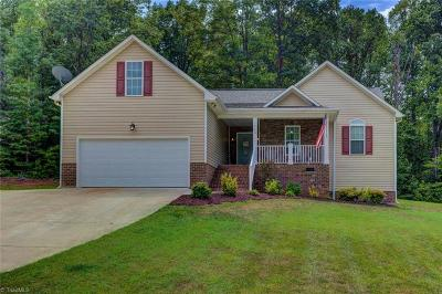 Reidsville Single Family Home For Sale: 140 Laurel Ridge Court