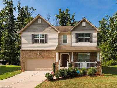 Guilford County Single Family Home For Sale: 4242 Harbor Ridge Drive