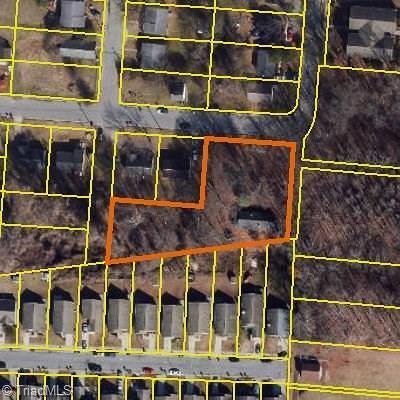 Greensboro Single Family Home For Sale: 1204 Fuller Street