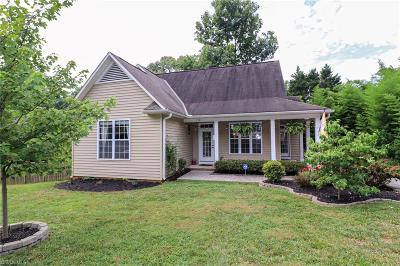 Winston Salem Single Family Home For Sale: 710 Old Gaston Place