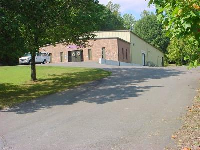 Rural Hall Commercial For Sale: 750 Rural Hall-Germanton Road