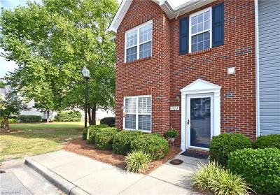 Winston Salem Condo/Townhouse For Sale: 1773 Olivers Crossing Circle