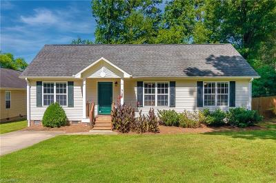 Greensboro Single Family Home For Sale: 300 Murraylane Road