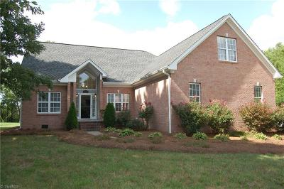 McLeansville Single Family Home For Sale: 2503 Huffine Mill Road
