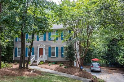 Kernersville Single Family Home For Sale: 1605 Round Hill Circle