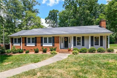 Greensboro Single Family Home Due Diligence Period: 3106 Stratford Drive