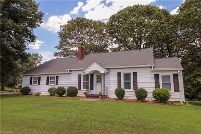 Walkertown Single Family Home Due Diligence Period: 3445 Williston Road