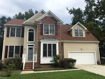 Greensboro Single Family Home For Sale: 10 Laurel Brook Court
