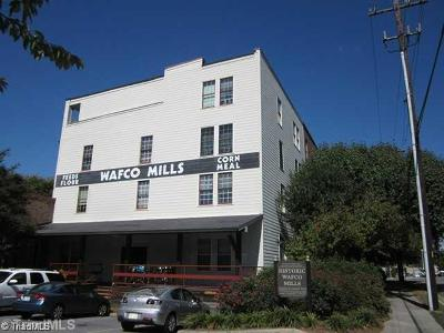 Guilford County Condo/Townhouse For Sale: 801 W McGee Street #26