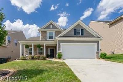 Surry County, Davie County, Yadkin County, Stokes County, Forsyth County, Davidson County, Rockingham County, Guilford County, Randolph County, Caswell, Alamance County Single Family Home For Sale: 5213 Roshni Terrace