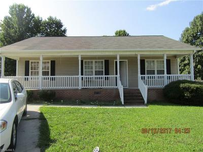 High Point Single Family Home For Sale: 1503 Southtree Lane