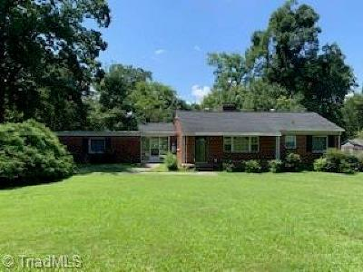 Greensboro Single Family Home For Sale: 3029 Sourwood Road