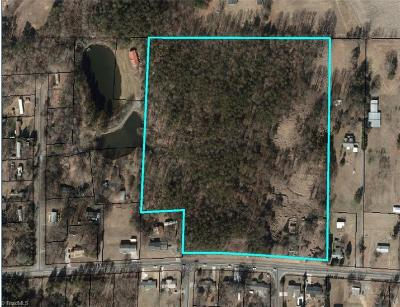 Winston Salem Residential Lots & Land For Sale: 2992 Hickory Tree Road