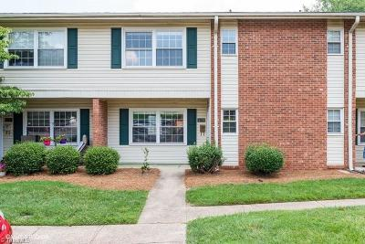 Greensboro Condo/Townhouse For Sale: 434 Muirs Chapel Road