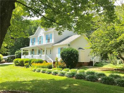 Single Family Home For Sale: 3544 Union Hill Road
